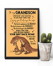 GRANDMA TO GRANDSON - VELOCIRAPTOR - THE FIRST 16x24 Poster lifestyle-poster-8