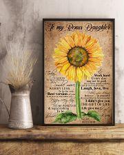 BONUS MOM TO BONUS DAUGHTER 16x24 Poster lifestyle-poster-3