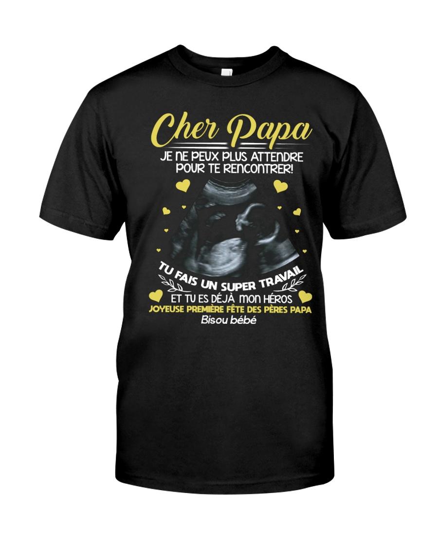 Cher Papa Classic T-Shirt