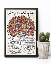 TO MY GRANDDAUGHTER 16x24 Poster lifestyle-poster-8