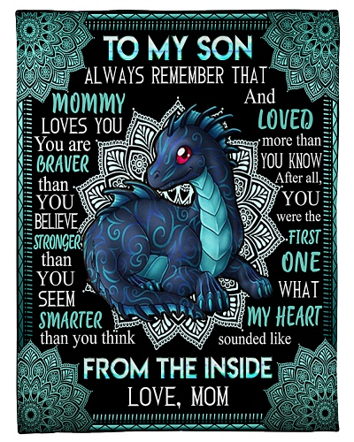 MOM TO SON - BLUE DRAGON - AFTER ALL