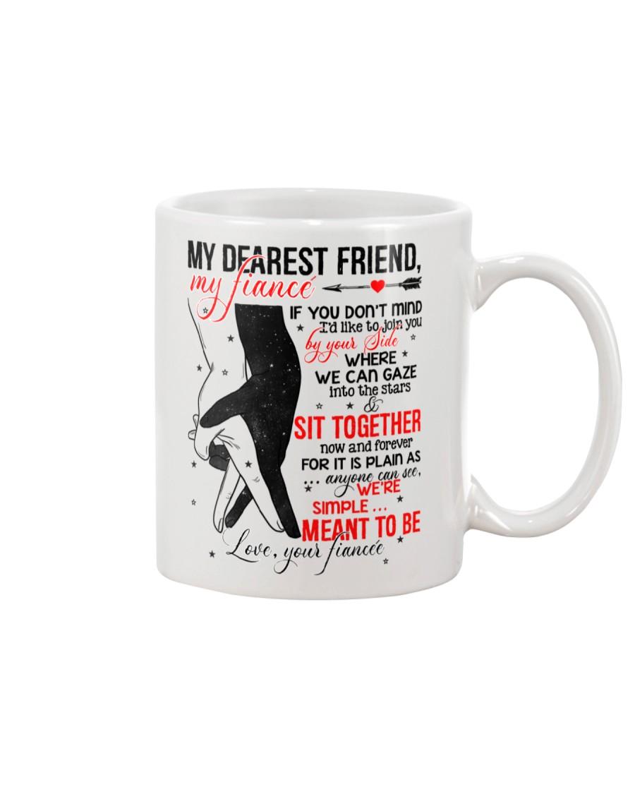 TO MY FIANCE Mug