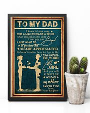 To My Dad - Vintage - You Are Appreciated 16x24 Poster lifestyle-poster-8