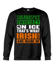 Sugar and spice and whiskey on ice Crewneck Sweatshirt thumbnail