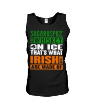 Sugar and spice and whiskey on ice Unisex Tank thumbnail