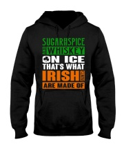 Sugar and spice and whiskey on ice Hooded Sweatshirt thumbnail