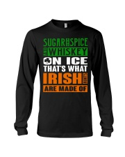 Sugar and spice and whiskey on ice Long Sleeve Tee thumbnail
