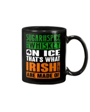 Sugar and spice and whiskey on ice Mug thumbnail
