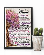 TO MY MOM - TREE 16x24 Poster lifestyle-poster-8