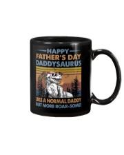 MUG - T REX - HAPPY FATHER'S DAY Mug front