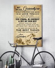 MY DEAR GRANDSON 16x24 Poster lifestyle-poster-7