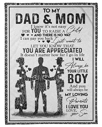 SON TO DAD AND MOM