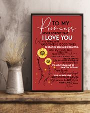 MOM TO PRINCESS 16x24 Poster lifestyle-poster-3