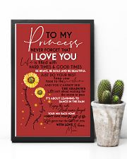 MOM TO PRINCESS 16x24 Poster lifestyle-poster-8
