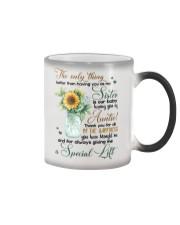 SISTER - HAVING YOU AS AUNTIE Color Changing Mug thumbnail