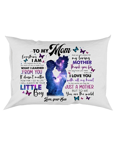 PILLOW - TO MY MOM - GALAXY