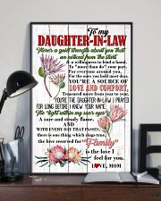 DAUGHTER-IN-LAW - PROTEA - FAMILY IS THE LOVE 16x24 Poster lifestyle-poster-2