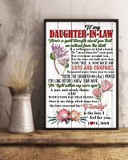 DAUGHTER-IN-LAW - PROTEA - FAMILY IS THE LOVE 16x24 Poster lifestyle-poster-3