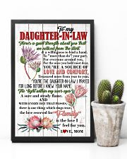 DAUGHTER-IN-LAW - PROTEA - FAMILY IS THE LOVE 16x24 Poster lifestyle-poster-8