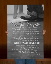 Daughter - Never Feel That You Are Alone - Canvas 20x30 Gallery Wrapped Canvas Prints aos-canvas-pgw-20x30-lifestyle-front-22