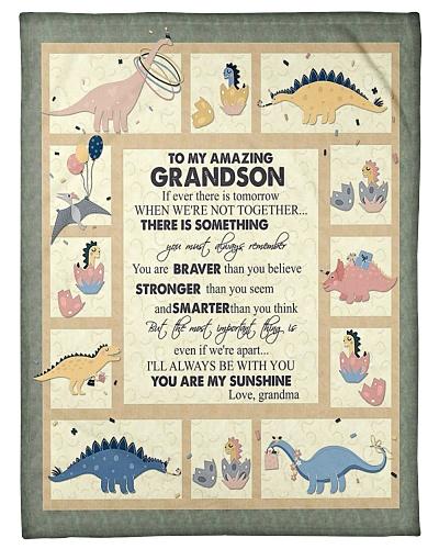 GRANDMA TO GRANDSON - DINO - IF EVER