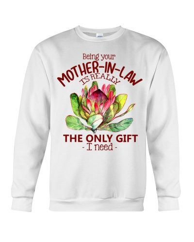 Being your mother-in-law is really