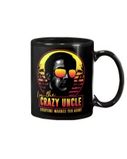 I'm the crazy uncle everyone warned you about Mug thumbnail