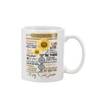 GRANDMA TO GRANDDAUGHTER Mug front
