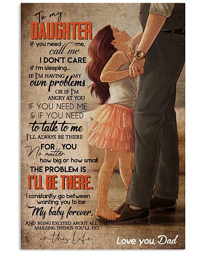 TO MY DAUGHTER - FEET ON FEET - CALL ME