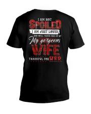 I'm Not Spoiled - T-shirt V-Neck T-Shirt thumbnail