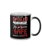 I'm Not Spoiled - T-shirt Color Changing Mug thumbnail