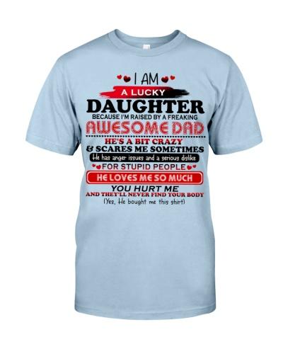 I am a lucky daughter