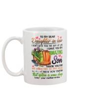 MUG - TO MY DAUGHTER-IN-LAW - GARDENING - CIRCUS Mug back