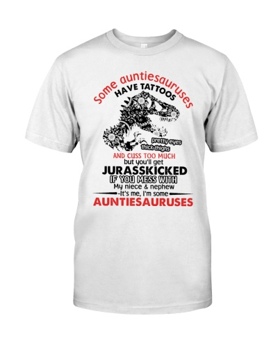 Some auntiesauruses