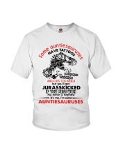Some auntiesauruses Youth T-Shirt thumbnail