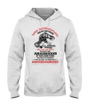 Some auntiesauruses Hooded Sweatshirt thumbnail
