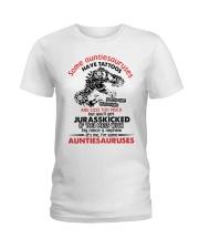 Some auntiesauruses Ladies T-Shirt thumbnail