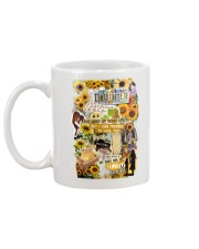 To My Daughter - Sunflower - Mug Mug back