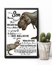 MOM AND DAD TO SON 16x24 Poster lifestyle-poster-8