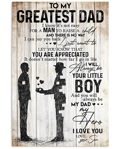 SON TO GREATEST DAD