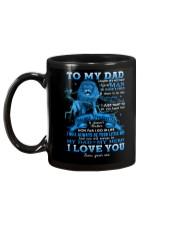 To My Dad - You Are Appreciated - Mug Mug back
