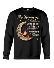 MY LOVING FATHER - BUTTERFLY - ANGEL Crewneck Sweatshirt thumbnail