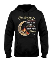 MY LOVING FATHER - BUTTERFLY - ANGEL Hooded Sweatshirt thumbnail