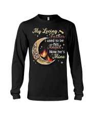 MY LOVING FATHER - BUTTERFLY - ANGEL Long Sleeve Tee thumbnail