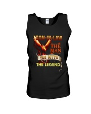 Son-in-law The man The myth The legend Unisex Tank thumbnail