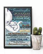 NANNY TO GRANDDAUGHTER 16x24 Poster lifestyle-poster-8