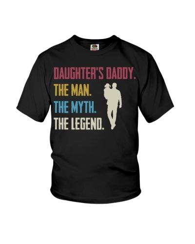 DADDY - THE MYTH - THE LEGEND
