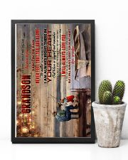 Grandpa to Grandson - I Will Always Love You 16x24 Poster lifestyle-poster-8