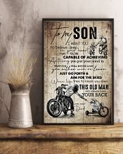 Son - Motorcycling - I Want You To Believe Deep  16x24 Poster lifestyle-poster-3