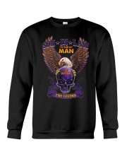 SON-IN-LAW - EAGLE - THE MAN THE MYTH THE LEGEND Crewneck Sweatshirt thumbnail